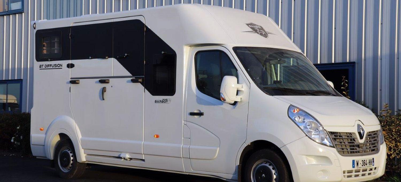 camion pour chevaux